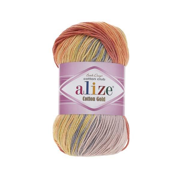 Alize Cotton Gold Batik – 5508