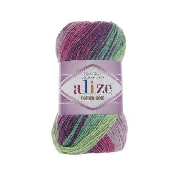 Alize Cotton Gold Batik – 4147