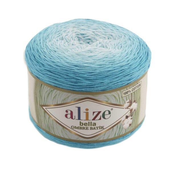 Alize Bella Ombre Batik 7409