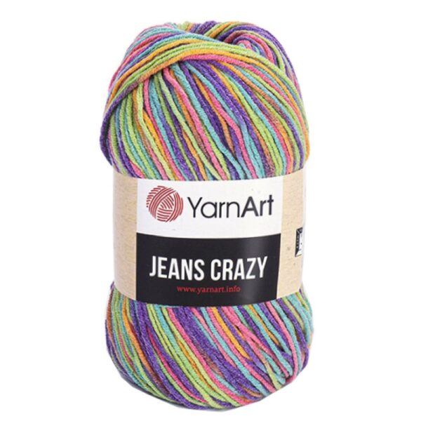 YarnArt Jeans Crazy 8215