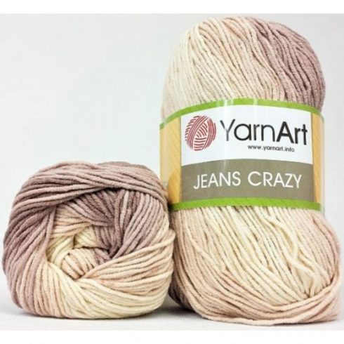 YarnArt Jeans Crazy 8201
