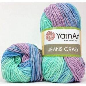 YarnArt Jeans Crazy 8203