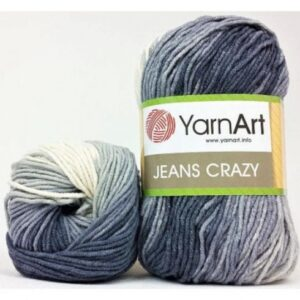 YarnArt Jeans Crazy 8204