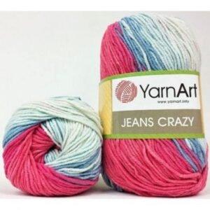 YarnArt Jeans Crazy 8205