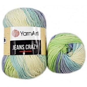YarnArt Jeans Crazy 8208