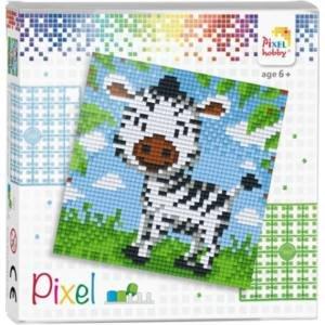 Pixelhobby zebra