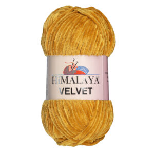 Himalaya Velvet 90030 - Okkersárga